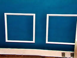 Wall Molding How To Install Panel Molding Hgtv