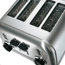 4 Slice Cuisinart Toaster 4 Slice Toaster Cpt180e Cuisinart France Videos