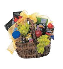 gourmet fruit baskets gourmet picnic basket tf157 1 74 66