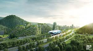 Cool Tree by China Is Building An Incredibly Cool U0027forest City U0027 That Will