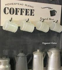 organized clutter coffee projects when it u0027s cold outside