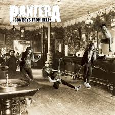 Blind Date From Hell Cowboys From Hell 1990 U2013 Pantera