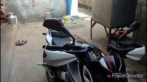 Home Design By Yourself by Install Ktm Handguards In Pulsar 200 Ns In Home By Yourself Youtube