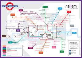 Tube Map London Want To Make Sense Of Digital Marketing Strategy The London Tube
