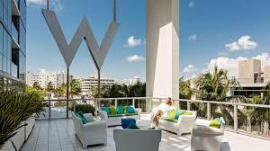 pet friendly hotels miami w south beach