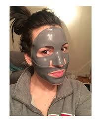 smeared mask spirit halloween dr jart rubber masks lover reviews korean beauty