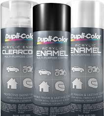 premium enamel aerosol dupli color
