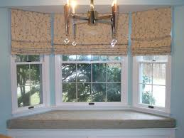 kitchen bay window seating ideas kitchen bay window covering ideas white with backyard view