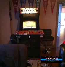 Nba Jam Cabinet Arcade Conversions Custom Arcade Machines Vancouver U2013 Arcade