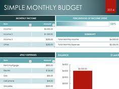 Excel Household Budget Template Family Budget Template This Will Help You Track Your Expenses And