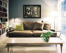 Grey Living Rooms With Brown Furniture Brown Couch Coffee End Tables Photos Design Ideas Remodel And