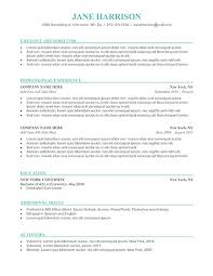 ats resume resume exles for seekers in any industry limeresumes