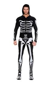 skeleton costume womens skeleton bodysuit men costume 51 99 the costume land