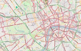 London Bus Map London Victoria Station Wikipedia