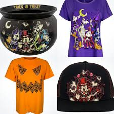Disney Halloween Tee Shirts by The Spooktacular Disney Parks Halloween Merchandise Has Arrived