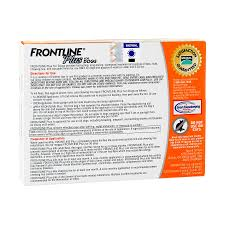 frontline plus flea and tick treatment for small dogs 3 doses