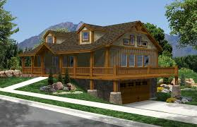 Luxurious Home Plans by Luxury Log Home Plans For Bold Natural Image Designoursign