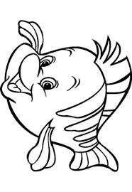 dessins à colorier coloriage poisson à imprimer