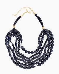 multi strand necklace images Nia multi strand necklace chico 39 s jpg