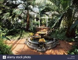 Botanic Gardens Uk Birmingham Botanical Gardens Palm House Warwickshire Uk