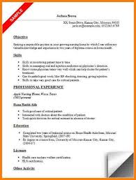 home health aide resume sample certified home health aide cover
