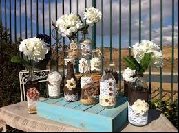 Western Themed Home Decor Western Table Decorations For Wedding