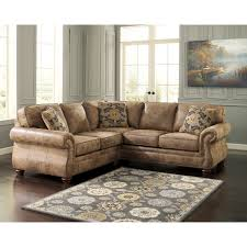 fabric and leather sofa sofa elegant living room sofas design by overstock sofas