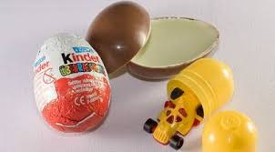 candy kinder egg why the fda doesn t like chocolate eggs with toys inside
