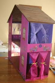 Modistamodesta Another Large Barbie House by 9 Best Homemade Barbie House Images On Pinterest American