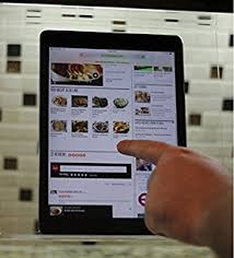 Universal Design Kitchen Cabinets Amazon Com Ipad Tablet Mount Holder Stand For Kitchen Cabinets