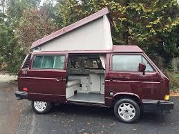 volkswagen westfalia 2015 nice 1990 westy camper 113k miles auto seattle wa