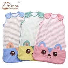 aliexpress com buy baby sleeping bag newborns cotton summer