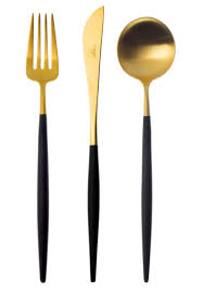 Design For Copper Flatware Ideas Design Ideas Copper Flatware From West Elm Beyond The Silver