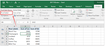 how do you refresh a pivot table how to automatically refresh a pivot table in excel