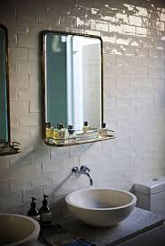 interesting retro bathroom mirrors mirror design ideas pivot