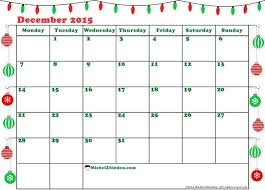 december 2015 calendar printable version printable december 2015 calendar schedule free to print christmas