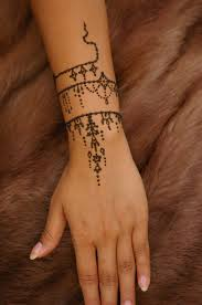temporary arabic henna tattoo ideas best tattoo 2015 designs