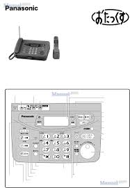 panasonic kx pw52clh preview manual for free page 1