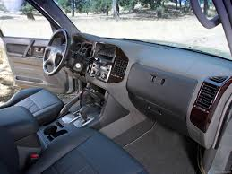 car picker mitsubishi montero sport interior images