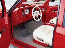 1994 Gmc Sierra Interior Custom 1994 Chevrolet Extended Cab Feature Truck Sport Truck