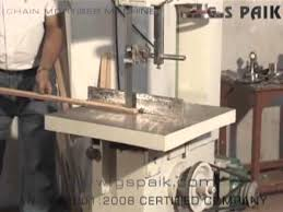 Used Woodworking Machines In India by Vertical Wood Cutting Bandsaw Machine Www Gspaik Com Ludhiana