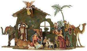 16 traditional nativity set da vinci inspired 2 25