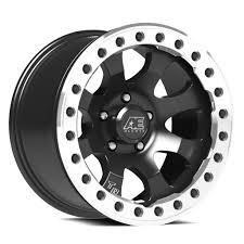 jeep beadlock wheels tr hardrock series 025 true bead lock single wheel