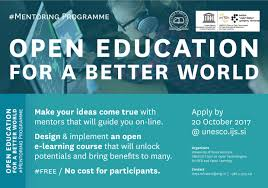 si e unesco unesco chair in open technologies for open educational resources and