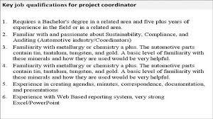 resume project list sample professional resumes sample online
