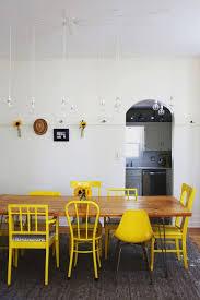 25 parasta ideaa pinterestissä yellow dining chairs