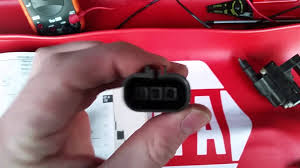 nissan 350z ignition coil ignition coil pack resistance test nissan 300zx youtube