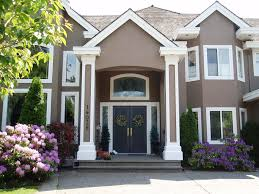 Home Painting Design Tips by Exterior Paint Color Schemes Photos Home Design Wonderfull