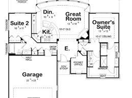 third floor 2 story open floor house plans craftsman 2 story