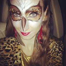Glitter Halloween Costumes 20 Stage Animal Images Animal Makeup